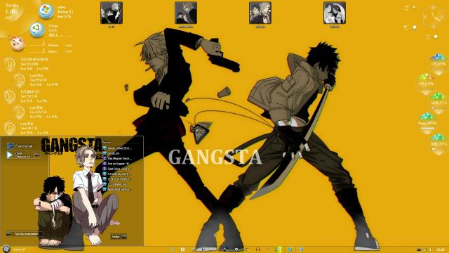Link Repairr Download Theme Win 8.1 – GANGSTA by andrea_37 3