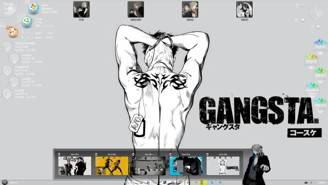 Link Repairr Download Theme Win 8.1 – GANGSTA by andrea_37 4