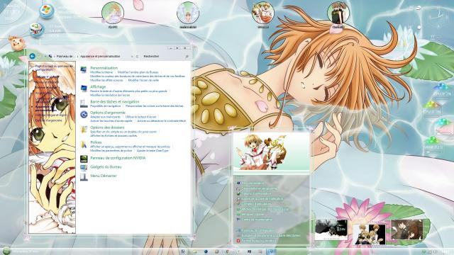 Download Theme Win 8 / 10 Tsubasa Reservoir Chronicle by andrea_37 4